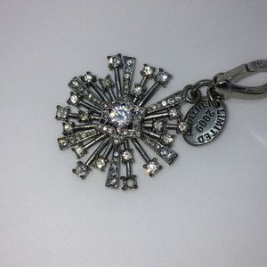 Juicy Couture Charm Snowflake 2009❄️